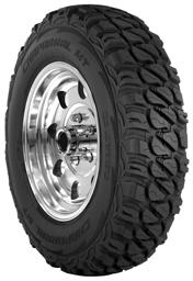 Chaparral MT Tires