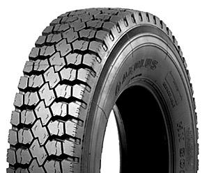 HN306 Premium Open Shoulder Drive Tires