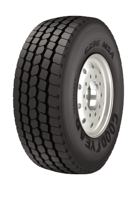 G296 MSA Tires