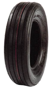 Harrow Track I-1E Tires