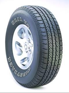 Widetrack Baja HT Tires